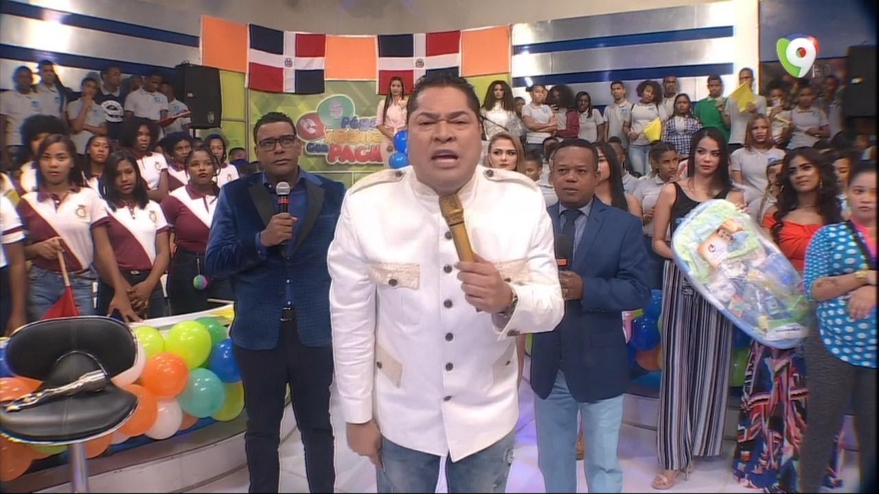 El Pacha dice que si Danilo Va, deja Nueva York para trabajar en su gobierno PLD