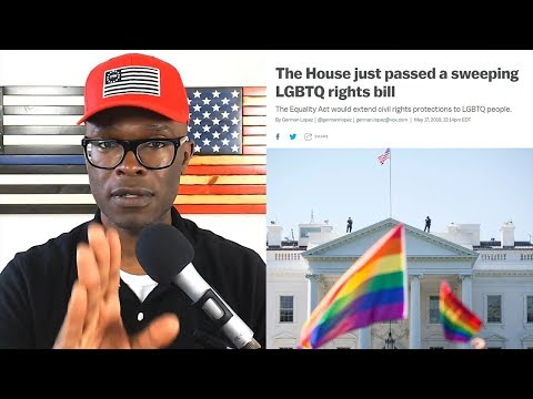 Equality Act DISCRIMINATES Against Women To Protect LGBT!