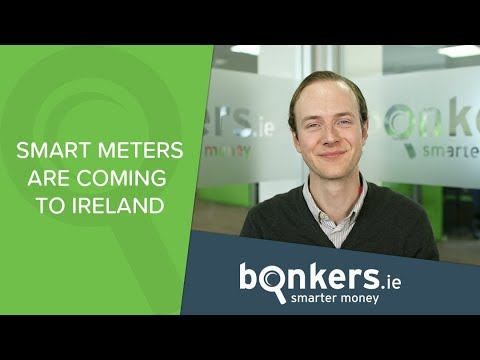Smart meters are coming to Ireland