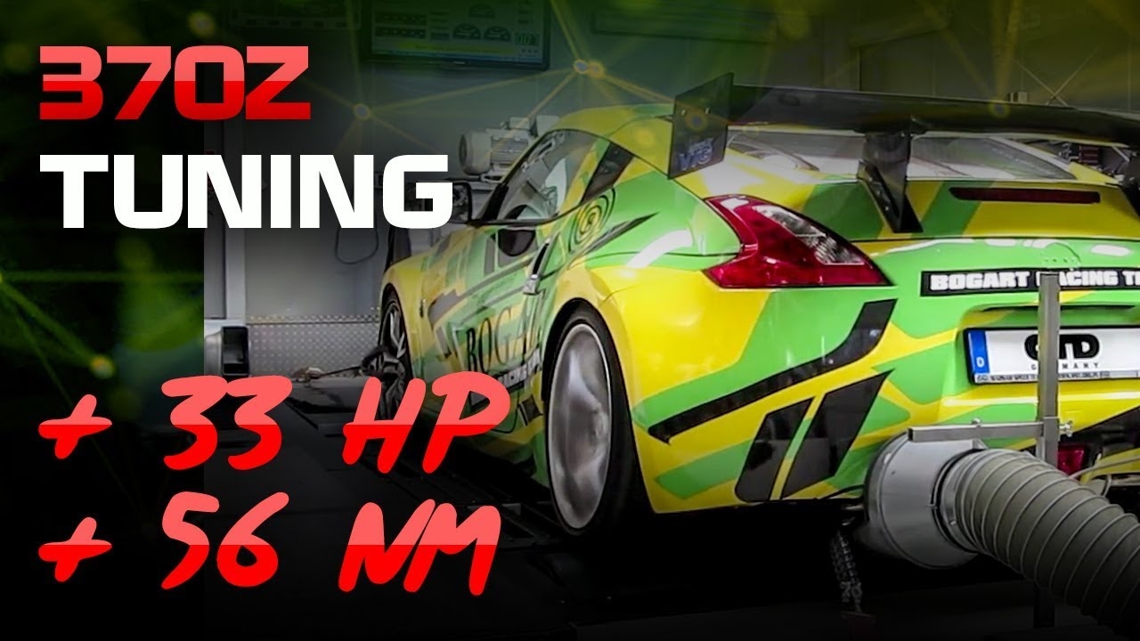 nissan 370z tuning on dynojet for bogart racing team youtube. Black Bedroom Furniture Sets. Home Design Ideas
