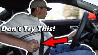 How Easy is it to DRIFT a 2018 MUSTANG GT ?? thumbnail