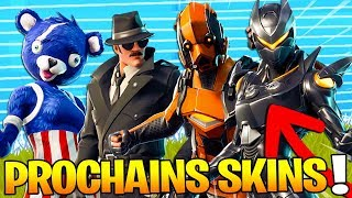 THE 26 PROCHAINS SKINS AND ACCESSOIRES on Fortnite: Battle Royale