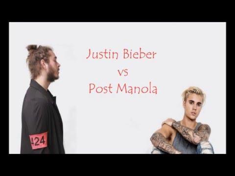 Justin Bieber vs Post Malona - Where are Ü now (White Iverson) Lyrics