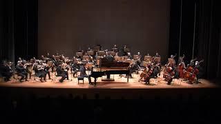 Brahms' s Piano Concerto No. 2, Live by Apostolos Palios