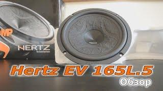 Обзор Мидбасов Hertz EV165L + Kicx EX6