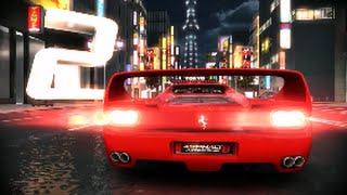 Asphalt 8 Ferrari F50 Tokyo 1:26:196