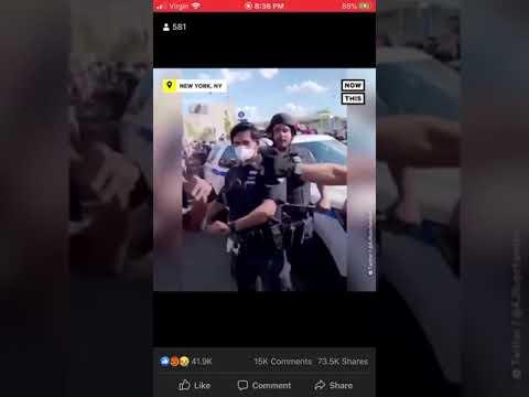 Protestors vs Looters/ Police vs Protesters|
