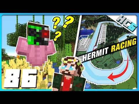 HermitCraft 6 | NOTHING SUSPICIOUS AT ALL! 馃尳 | Ep 86