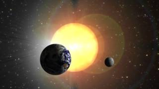 Eclipsa de soare inelara