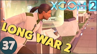 Long War 2 - Let's Play XCOM 2 - Part 37 - Stealth VIP Extraction