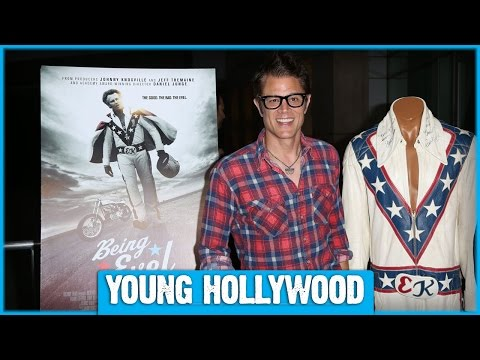 Johnny Knoxville Discusses New Film 'Being Evel'