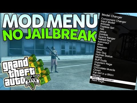 [PS3] GTA 5 Install USB Mod Menu's Tutorial (NO JAILBREAK) GTA 5 Online/Offline 1.26 {UPDATED}