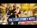 Fun dinner at the star casino Sydney
