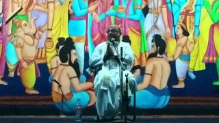 Part1 Sri Krishna Leelalu. Sri Garikipati Narasimha Rao gari pravachanam May 2015