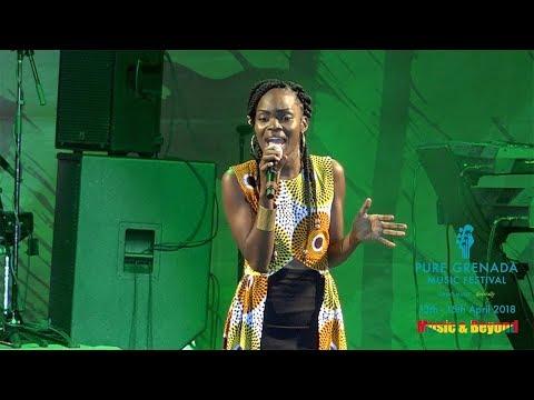 Grenada's Own Sabrina Francis