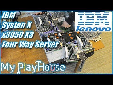 BAD Power on PSU in IBM x3950 X3 (8872) Rack Server - 426