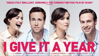 REVIEW: I Give It a Year (2013) | Amy McLean