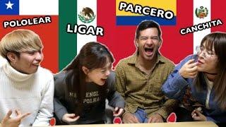 DIFERENCIAS DE PALABRAS entre PAISES LATINOS | Enseño acento Paisa thumbnail