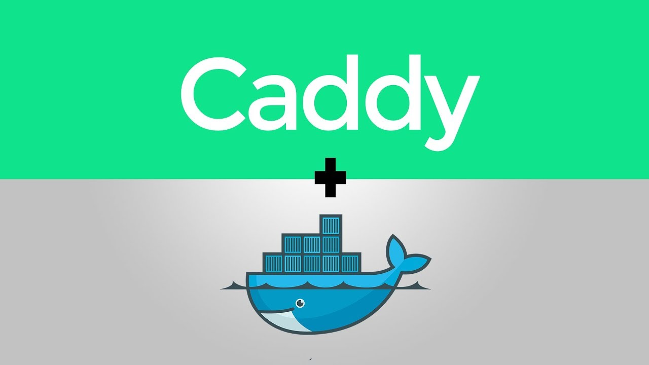Load-balance Docker Webapps in 1min and 30s with Caddy