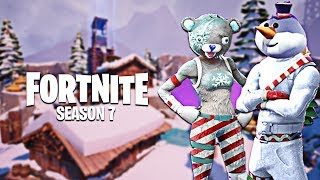 FORTNITE SEASON 7 EVENT REVEALED! FORTNITE 'SNOW STORM' EVENT COMING TO FORTNITE! (SEASON 7 LEAKED)