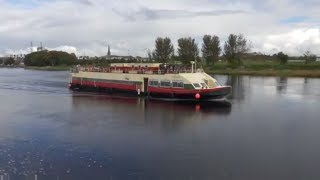 Ireland River Cruise • Cruise the River Shannon aboard Shannon Princess