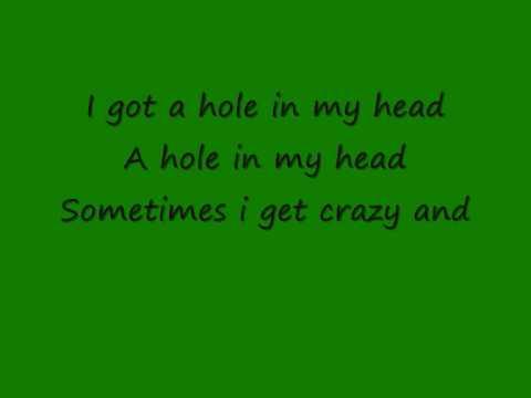 Hole in your head - Rihanna Ft Justin Timberlake (LYRICS)
