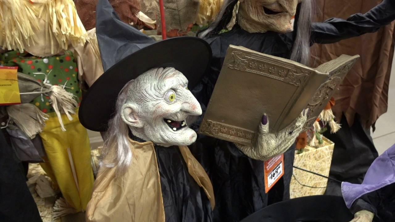 Home Depot Halloween Decorations 2016