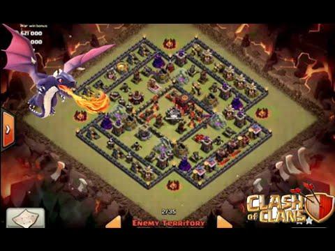 LoveYouBases #1 - Nemesis/Box base 3 stars - Clash Of Clans