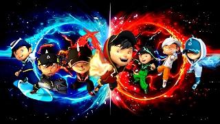 All boboiboy characters tribute (7 Boboiboys)