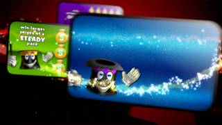 Magic Touch Slot Games by Incredible Technologies