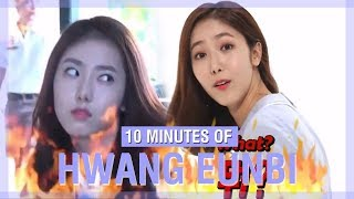 10 MINUTES OF GFRIEND SINB'S FUNNY MOMENTS