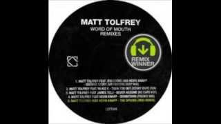 Matt Tolfrey, Kevin Knapp, Jem Cooke, Mr. Fingers - Distant Story (Mr. Fingers Deep Mix)