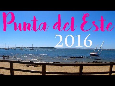 Vlog #1 - Punta del Este, Uruguay - Verano 2016