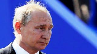 Путин БОЛЕН - заявил сокурсник Путина. Таскает за собой в зарубежные поездки горшок.