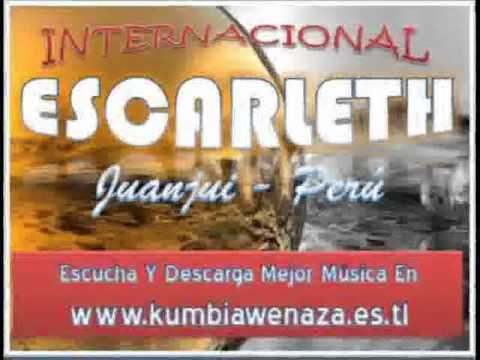 INTERNACIONAL ESCARLETH - AVENTURERA (WWW.KUMBIAWENAZA.ES.TL)