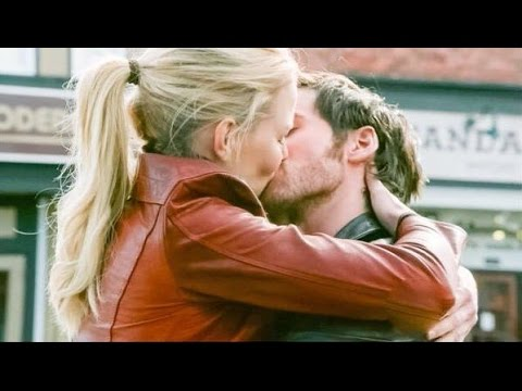 Once Upon A Captain Swan - All Captain Swan Kisses Through 05x23 - An Untold Story