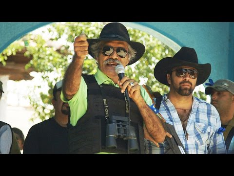 Cartel Land (2015) - Official Trailer [HD]