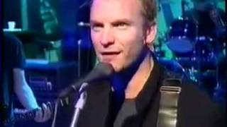 Sting - Walking On The Moon (Live Orchestra)