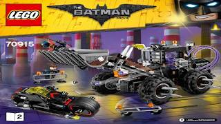 LEGO Batman Movie 2017 TWO FACE DOUBLE DEMOLITION 70915 #2