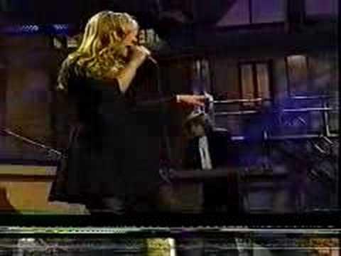 Taylor Dayne Live @ Late Show