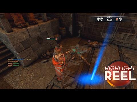 Highlight Reel #279 - Slain For Honor Player Mournfully Breakdances