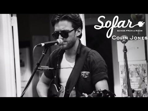 Colin Jones - Mama Don't Weep | Sofar Sydney