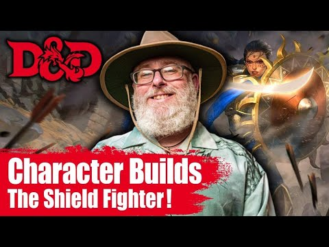 DnD Shield Fighter Adding Sword & Board Combat To Your Game Dungeons And Dragons Character Builds