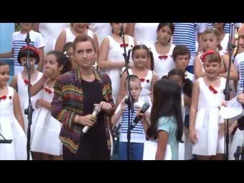 Concerto del Piccolo Coro dell'Antoniano a La Città dello Zecchino 2014