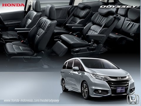 honda odyssey facelift launched  indonesia youtube