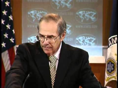 U.S. Special Envoy to Sudan Princeton Lyman Addresses Situation in Sudan