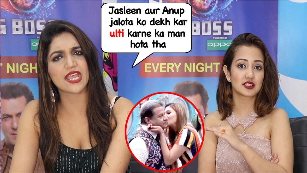 Roshmi Banik & Kriti verma's Reaction After Eviction from Bigg Boss 12 House By Salman Khan
