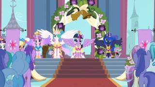 My Little Pony: A Amizade é Mágica - Canção - A Princesa Twilight Sparkle chegou