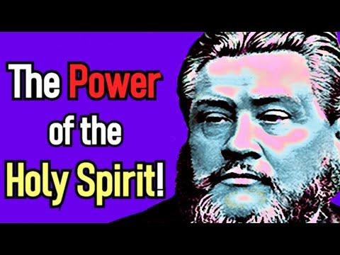 The Power of the Holy Spirit! - Charles Spurgeon Sermon
