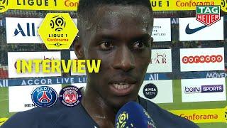 Interview de fin de match :Paris Saint-Germain - Toulouse FC ( 4-0 ) / 2019-20